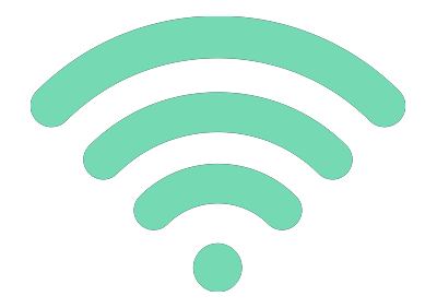 wifi icon young motion