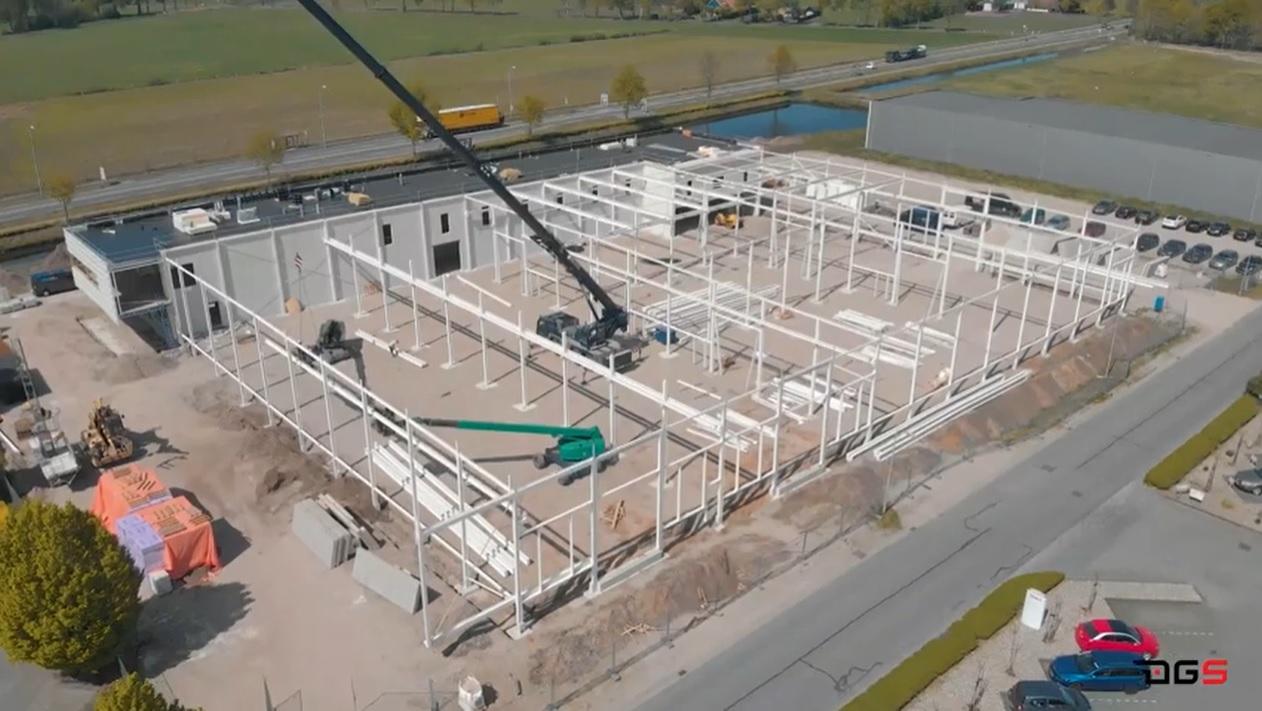 Nieuwbouw updates DGS Solutions